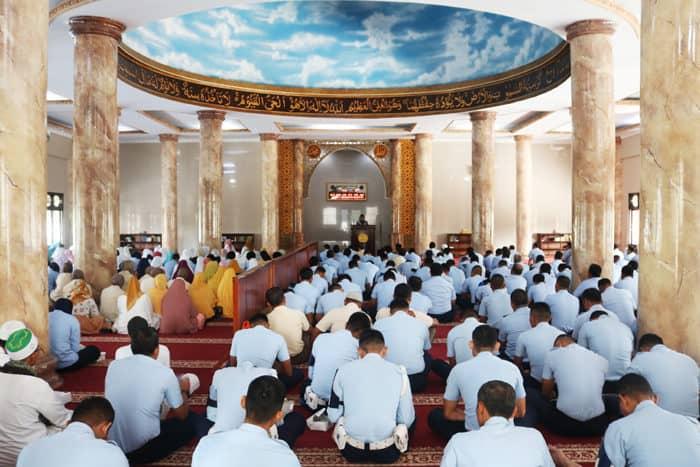 Warga Wingdikum Ikuti Peringatan Tahun Baru Islam 1441 H