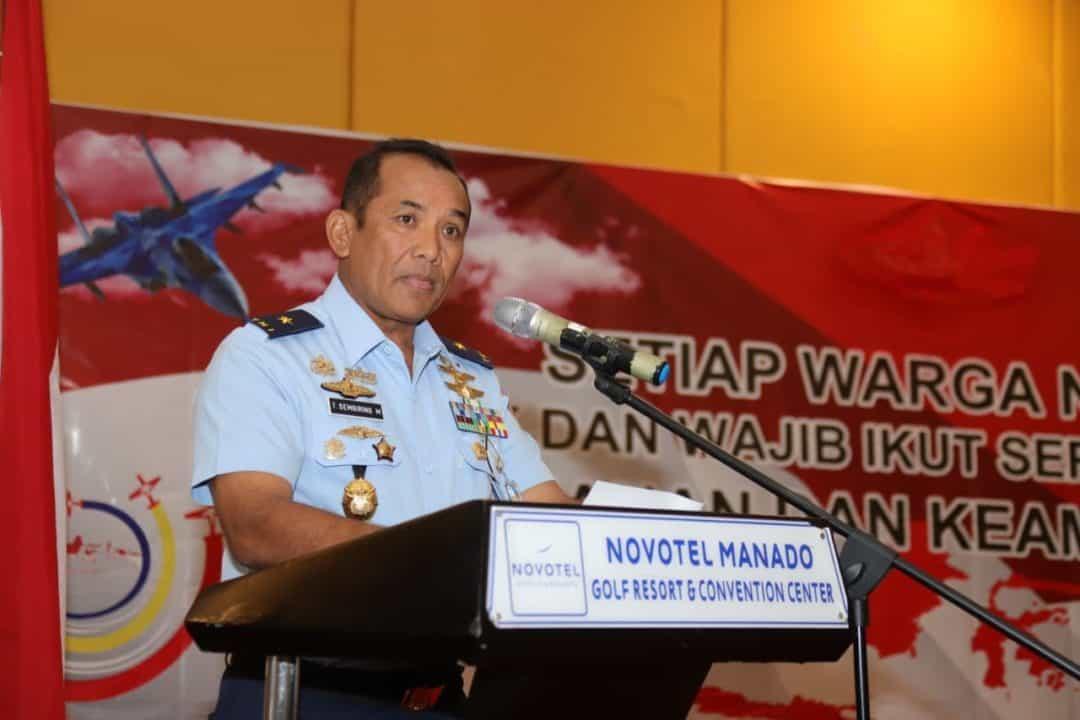 Pelangi Nusantara Manado 2019: Bela Negara, Mengisi Kemerdekaan dengan Aksi Nyata