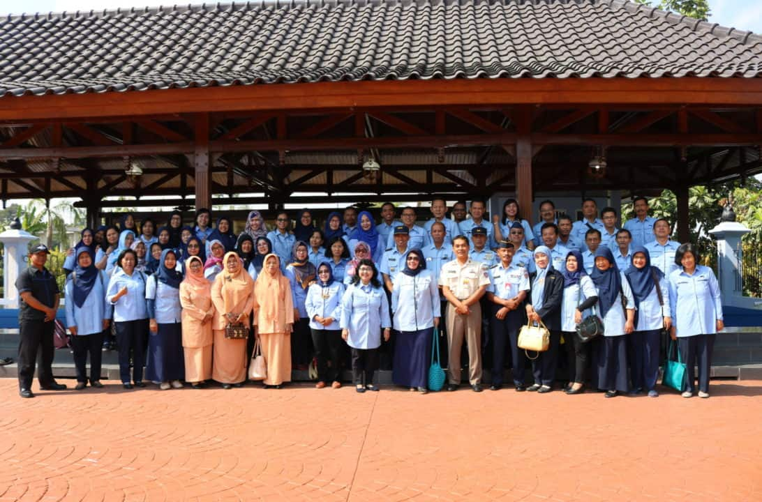 RRI Yogyakarta Ziarah Ke Monumen Perjuangan TNI AU Ngoto