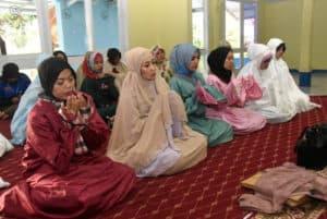 LANUD WIRIADINATA MELAKSANAKAN PERINGATAN TAHUN BARU ISLAM 1 MUHARRAM 1441 H