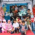 Pelangi Nusantara Manado 2019: Pameran Sejarah Berdirinya Lanud Sam RatulangiANGI