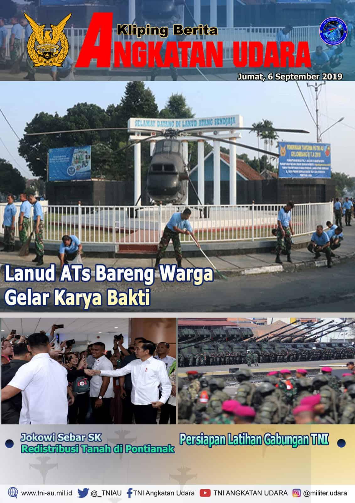 Kliping Berita Media 6 September 2019