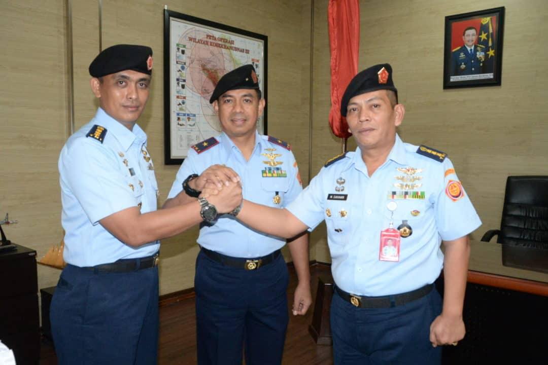 Jabatan Asisten Intelijen Kosekhanudnas III Resmi Diserah Terimakan