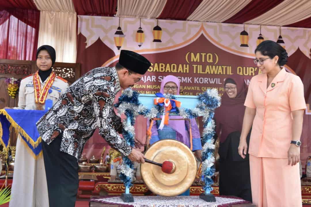 SMK Penerbangan AAG tuan rumah MTQ Tingkat SMA/SMK se-Kabupaten Sleman
