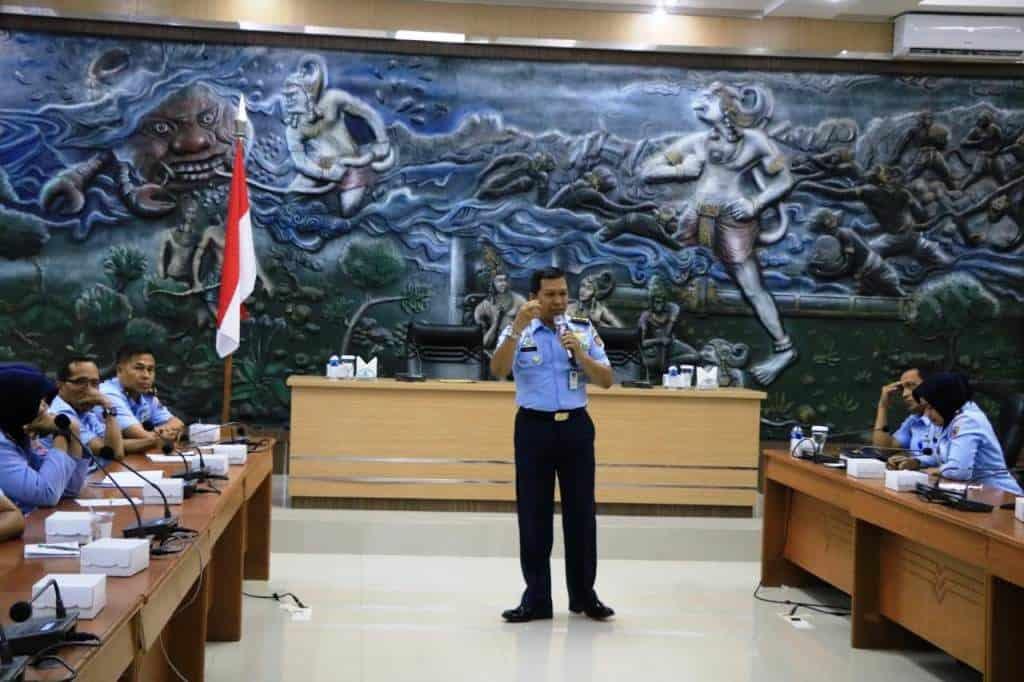 Personel Lanud Abdulrachman Saleh Terima Sosialisasi Supervisi Penilaian Kinerja Individu Terbaru