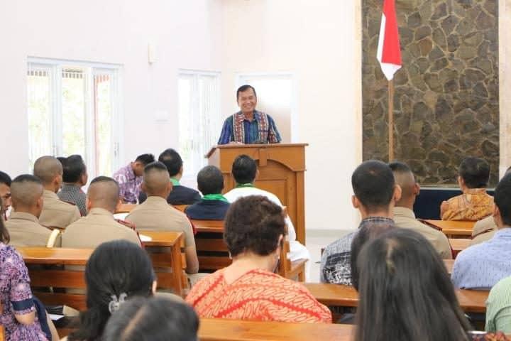 Danlanud Adisutjipto resmikan Resmikan Renovasi Gereja Oikumene Lanud Adisutjipto