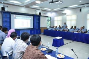 Tim Bappenas RI Kunjungi Lanud Sultan Hasanuddin