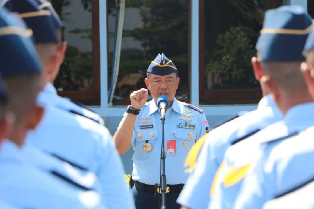 Siswa Setukpa angkatan 22 praktek staffing di Lanud Iswahjudi