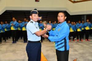 PIALA PANGLIMA TNI 2019, Kasau: Semangat untuk Bangkit dan Menang, Nilai yang Tidak Boleh Hilang
