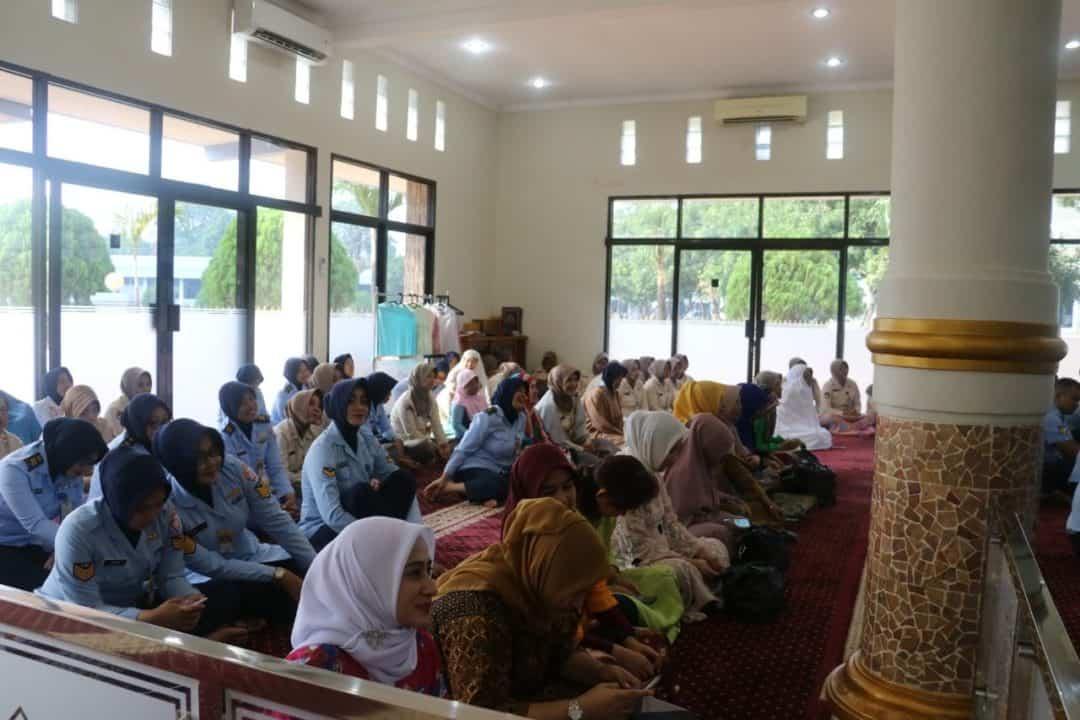 Warga Makoopsau I Peringati Tahun Baru Hijriah 1 Muharram 1441 H