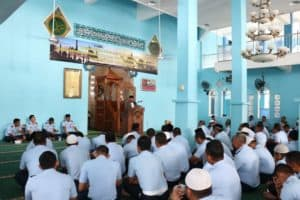 Peringatan Tahun Baru Islam 1441 H Di Lanud Dhomber