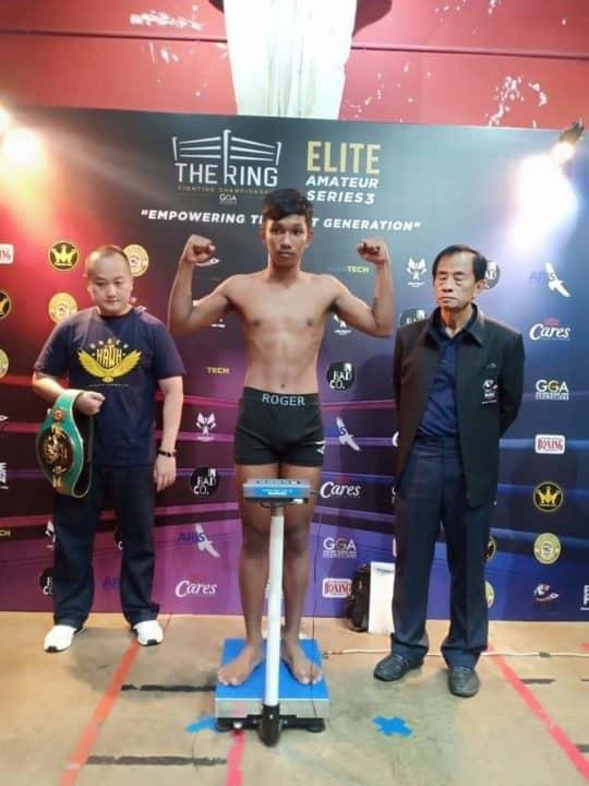 Tinju Dunia, Tumbangkan jawara Thailand, Petinju TNI AU Rebut Sabuk WBC Internasional