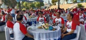 Danlanud Atang Sendjaja Hadiri Temu Kangen Keluarga Helikopter TNI AU