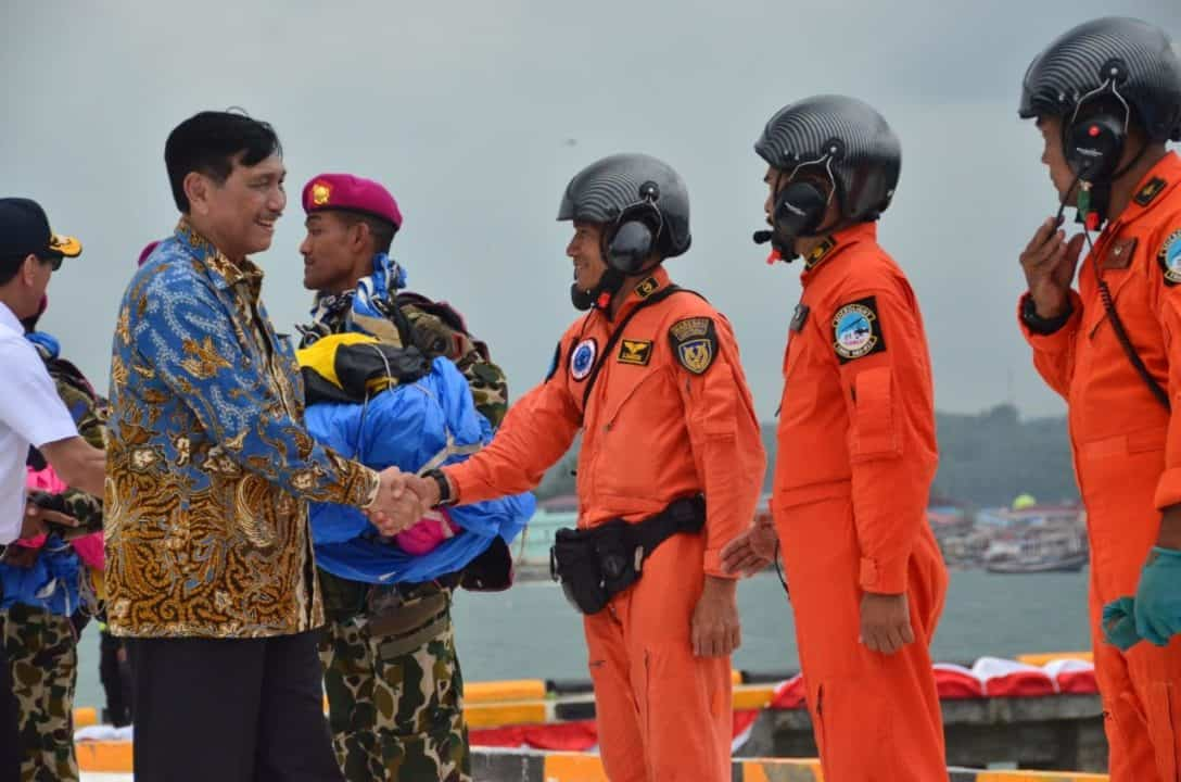 Sail Nias 2019: Demo Udara TNI AU Pukau Warga Nias