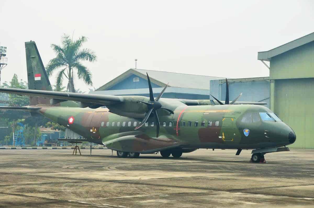 Atasi Karhutla di Riau, TNI AU Kerahkan Tiga Pesawat