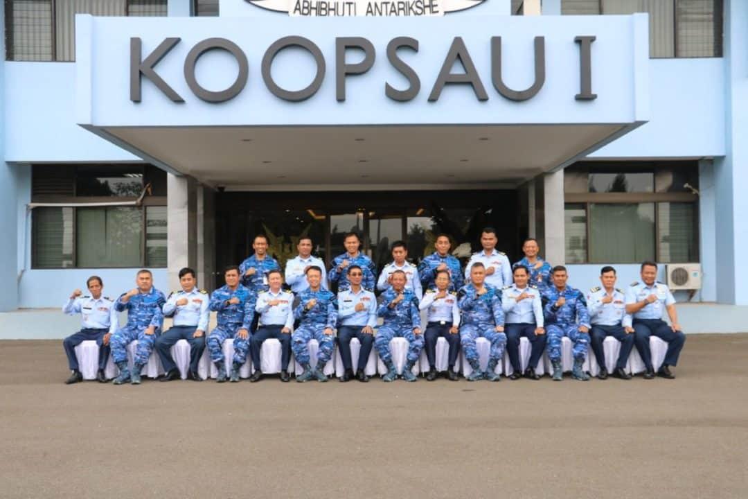 Kunjungan Kehormatan Royal Cambodian Air Force di Makoopsau I