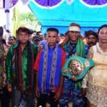 "Pulang Kampung, Petinju TNI AU Pratu Ongen ""Hawk"" Saknosiwi banjir Pujian"
