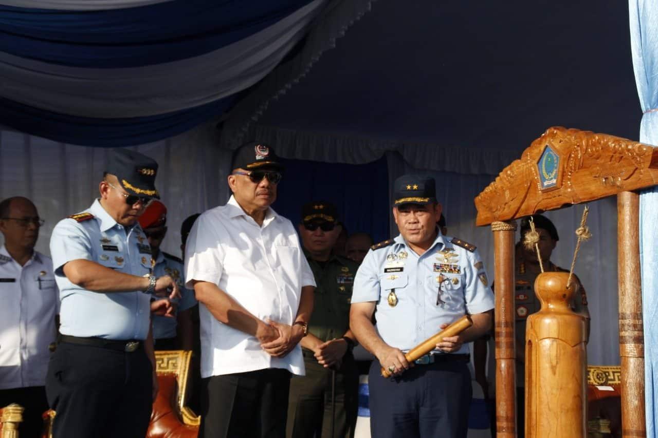 PEMBUKAAN EVENT PELANGI NUSANTARA TAHUN 2019 DI MANADO