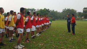 Casis Tamtama Gelombang 2 Jalani Tes Kesamaptaan Jasmani