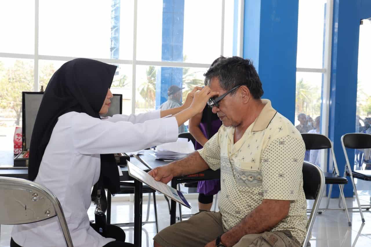 Baksos Kesehatan Dalam Pelangi Nusantara Manado 2019