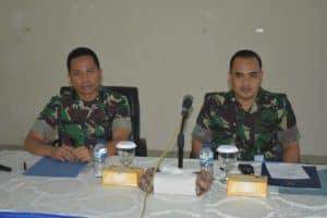 Pengarahan Disdikau kepada Perwira Tugas Belajar TNI AU di Yogyakarta