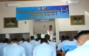 Peringati 1 Muharram 1441 H di Lanud Sultan Iskandar Muda