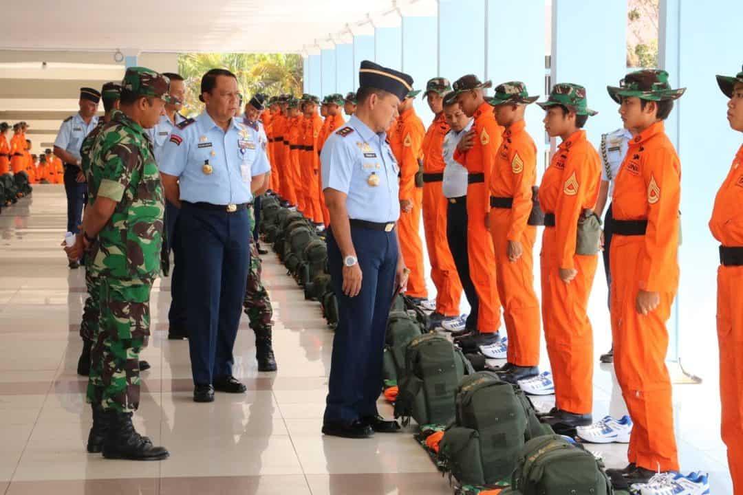 Gelar Kelengkapan Taruna AAU dan Pembekalan Latihan Wanatirta
