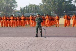 AAU Berangkatkan Taruna Latihan Wanatirta di Waduk Sermo Kulonprogo