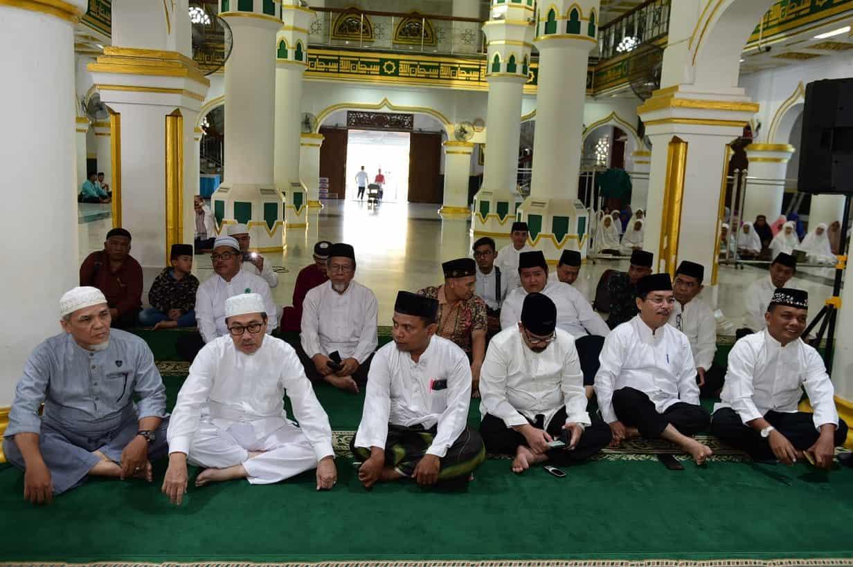 Kapen Rsn Hadiri Peringatan 1 Muharram