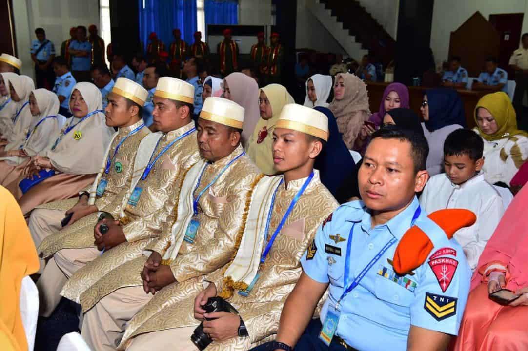 Korpaskhas Juara Umum MTQ TNI AU ke XXI