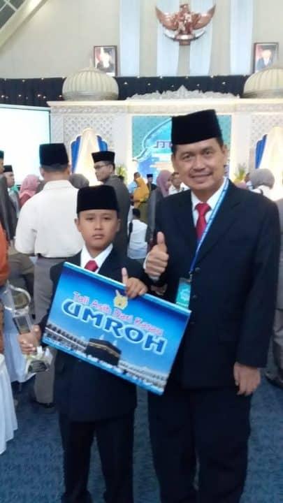 Putra Pns Lanud Rsn Sabet Juara I MHQ Tingkat Mabesau