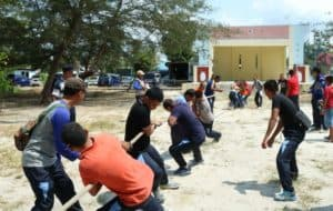 Family Gathering Keluarga Besar Lanud Iskandar