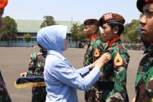 Taruna Tingkat II Lulus Susparadas Angkatan 186