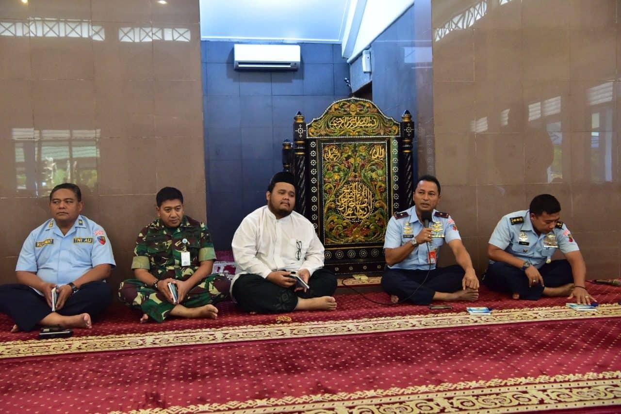 Sambut Tahun Baru Islam 1441 H, Lanud Halim P. Gelar Doa Bersama