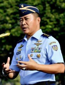Pimpin Apel Khusus, Wakasau Minta Prajurit TNI AU Jaga Stabilitas Keamanan