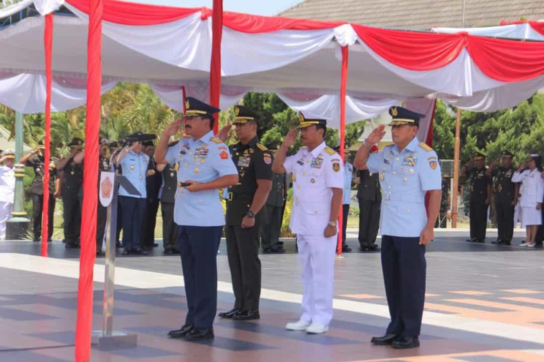 Panglima TNI Ziarah ke TMP Kusumanegara Yogyakarta