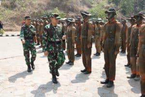 Gubernur AAU Tutup Latihan Wanatirta