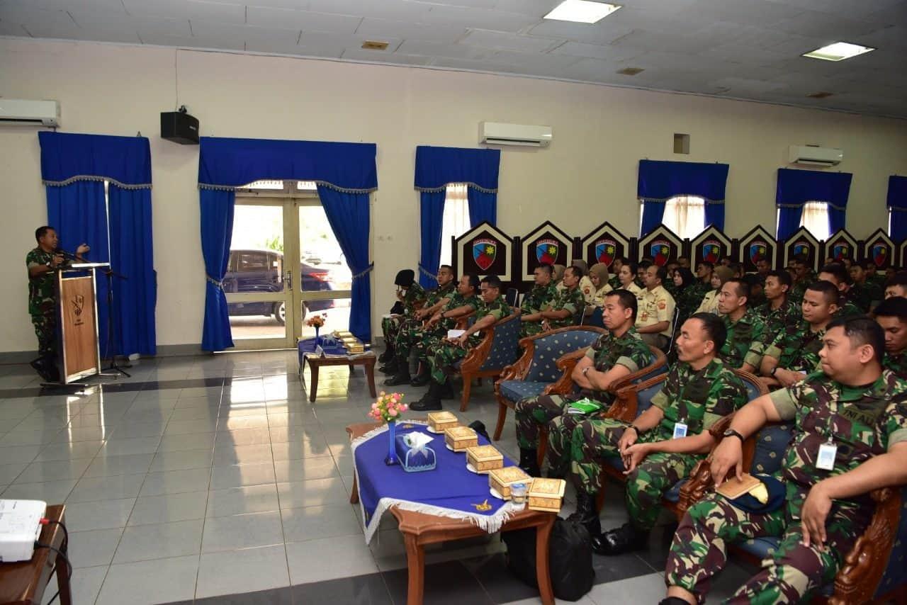 78 Personel TNI AU Ikuti Forum Komunikasi di Lanud Halim Perdanakusuma