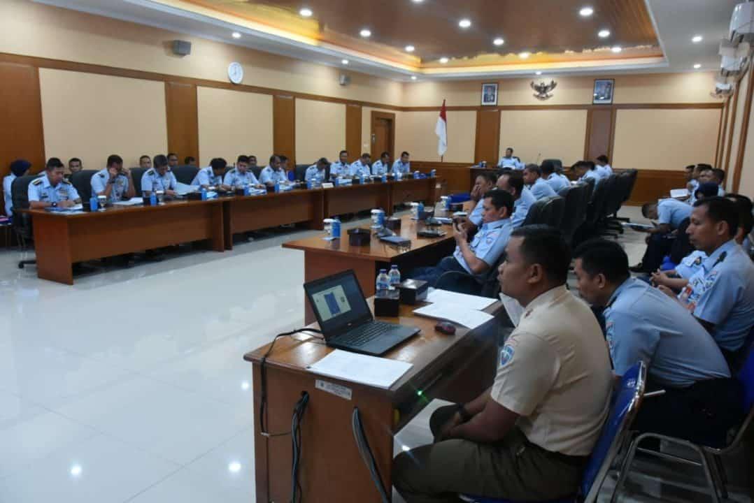 Dankoharmatau : TNI AU Memodernisasi Alutsista