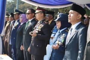 Peringatan ke-74 HUT TNI di Bogor