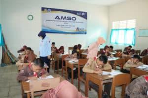 Angkasa Mathematic and Science Olympiad (AMSO) Tahun 2019 di Lanud Bny