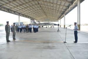 Dua Penerbang Skadron Udara 11 Terbang Solo Dengan Pesawat Tempur Sukhoi