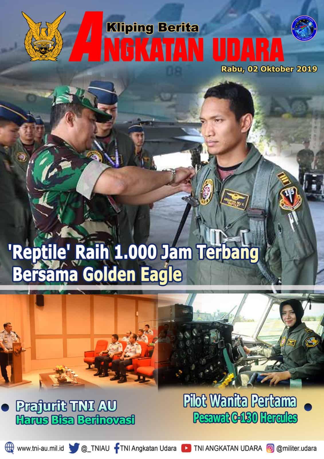 Kliping Berita Media 02 Oktober 2019