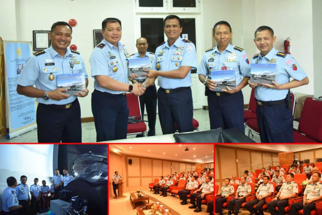 Dankoharmatau, Prajurit TNI AU Harus Bisa Berinovasi