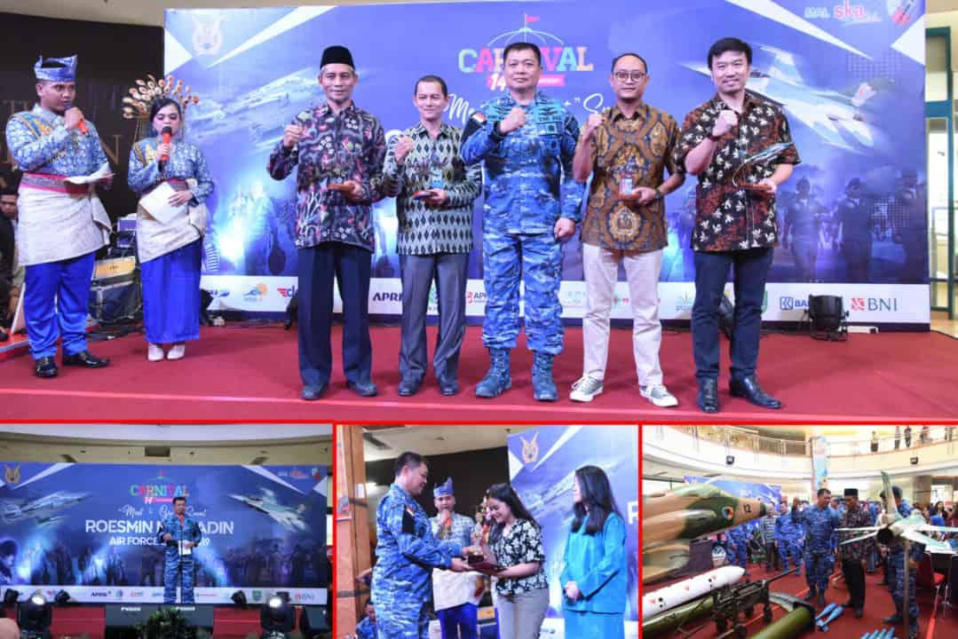 Danlanud Rsn Buka Meet And Greet Event Air Force Expo 2019