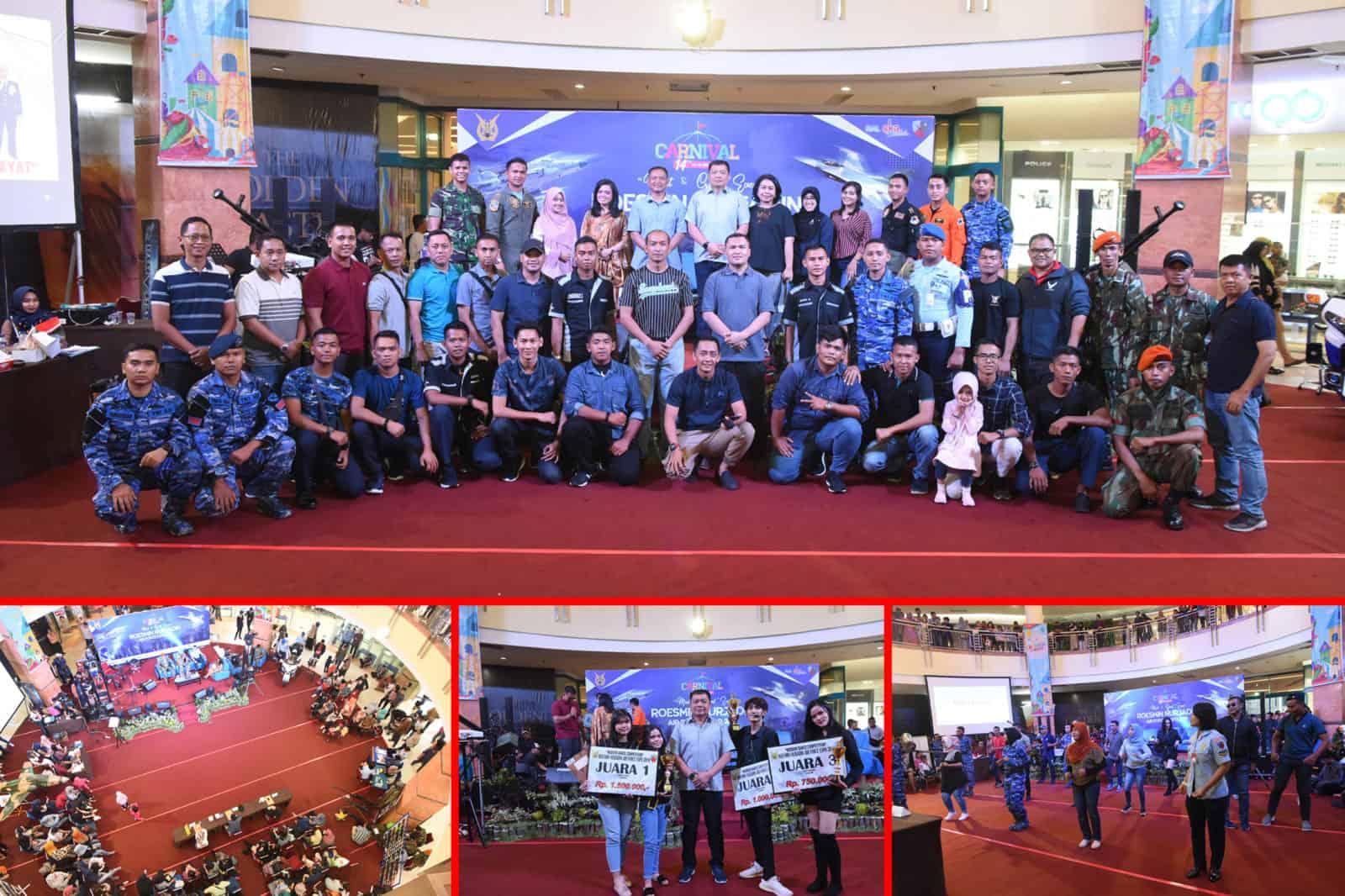 Danlanud Rsn Tutup Air Force Expo 2019