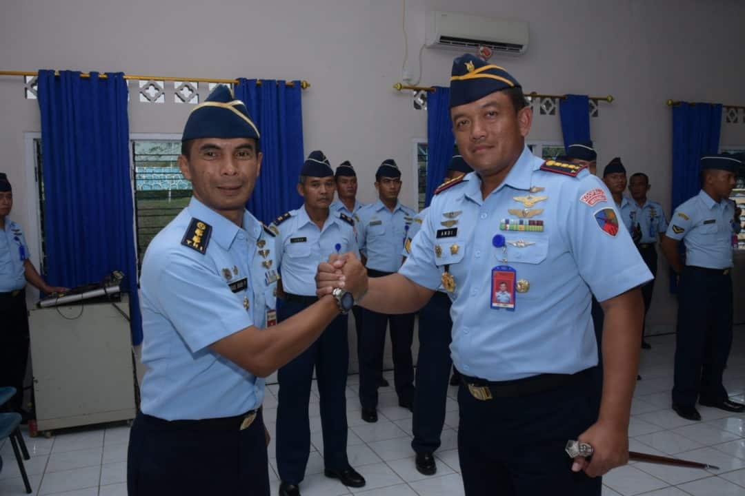 Danlanud RHF : Kenaikan Pangkat Prajurit Menuntut Tanggung Jawab Lebih Besar