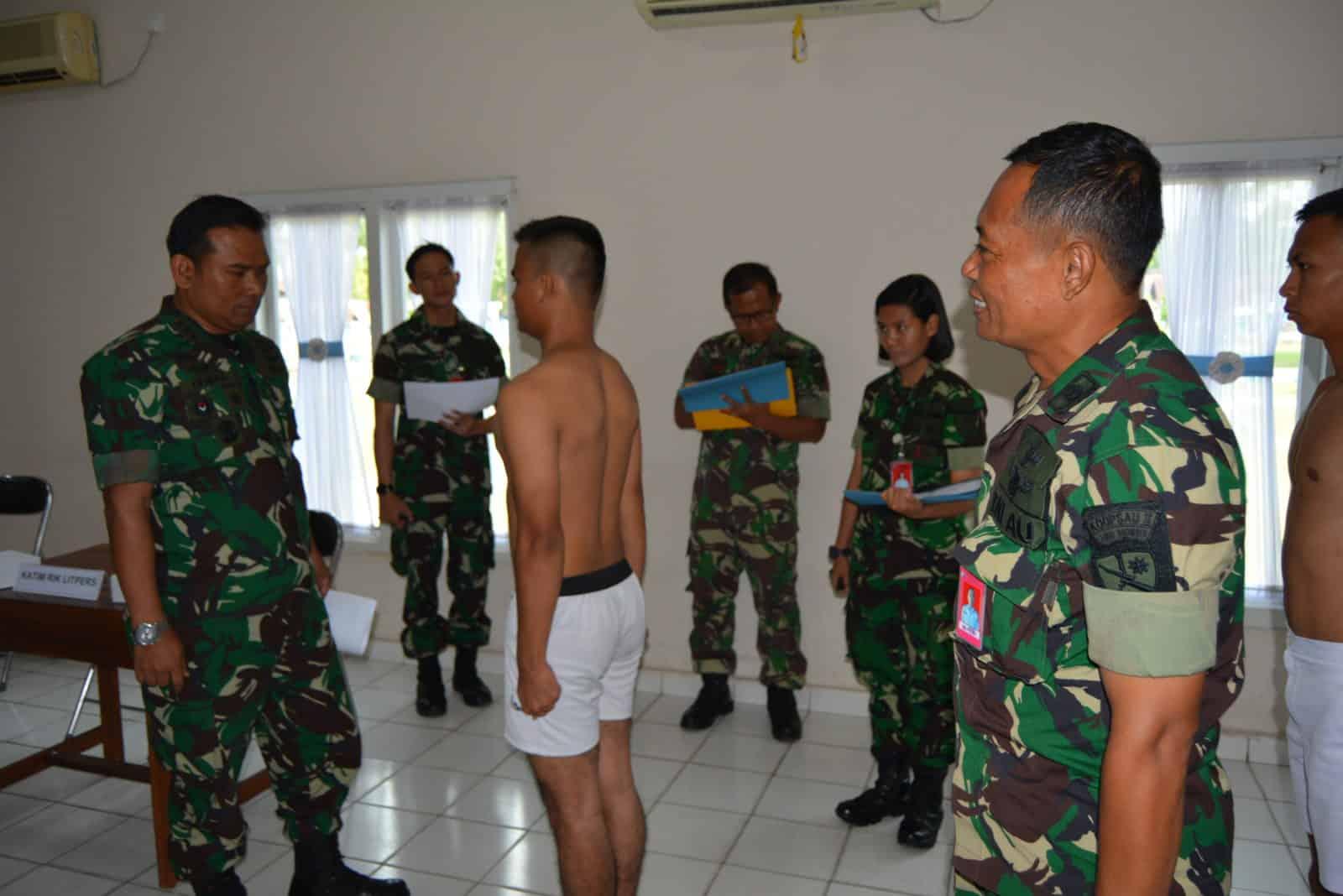 Danlanud Dhomber Pimpin Pantukhir Daerah Casis Tamtama