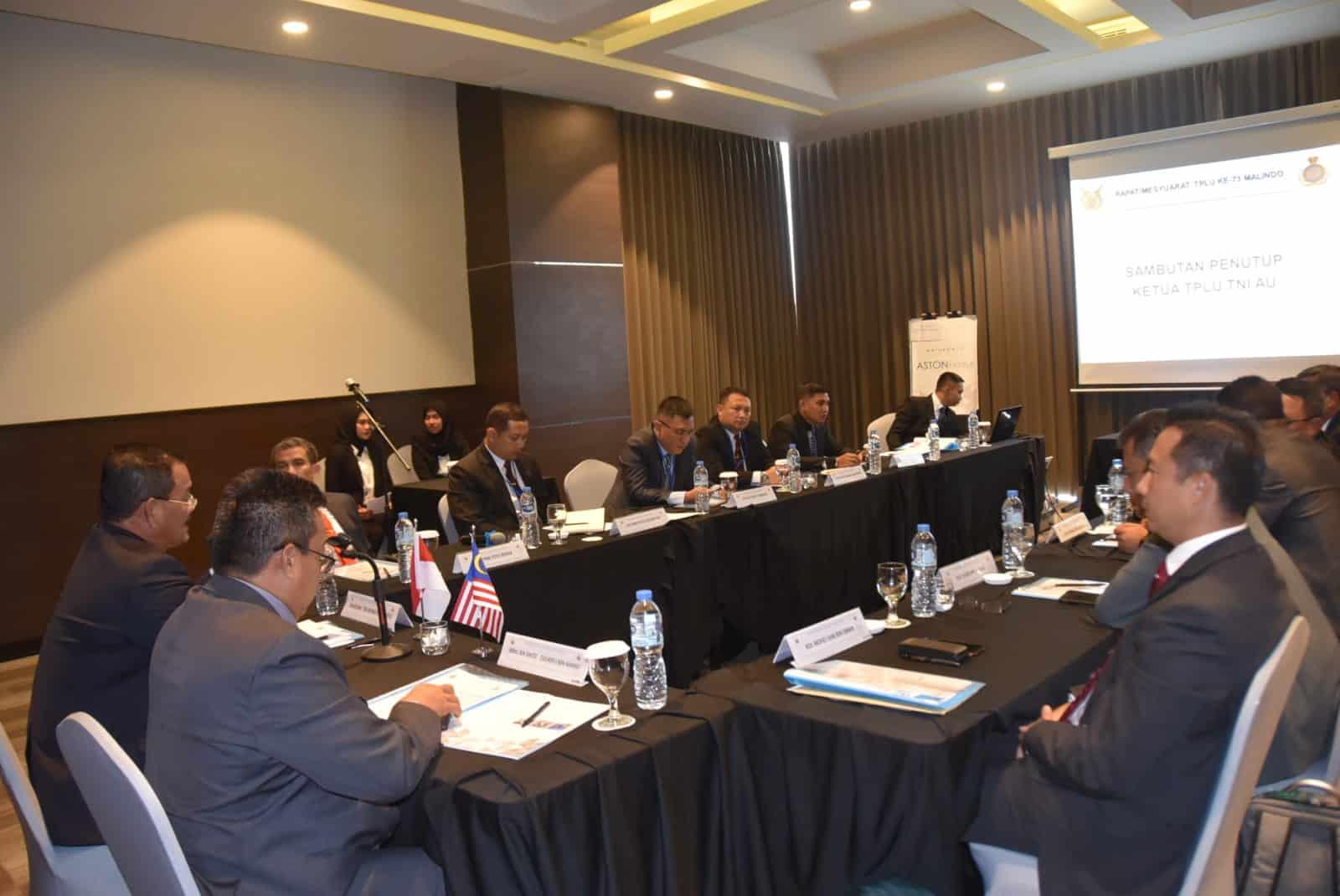 TPLU TNI-AU & TUDM Kembali Jalin Latihan Bersama
