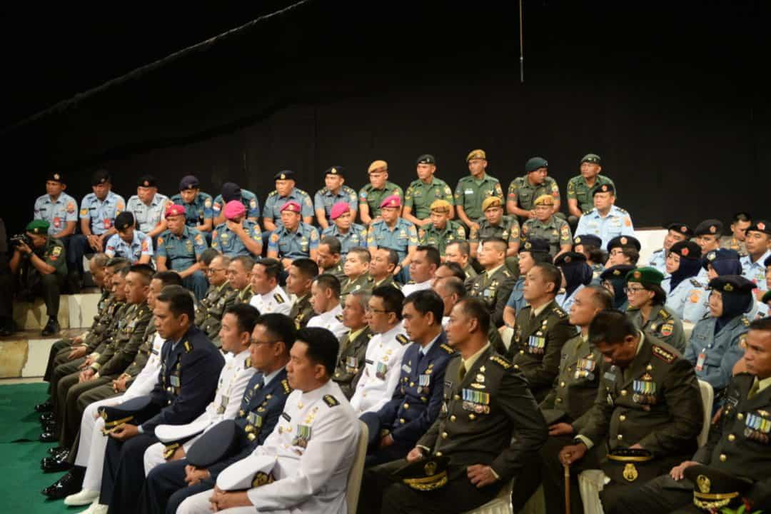 Dialog Interaktif di TVRI Dalam Rangka Menyambut HUT Ke-74 TNI